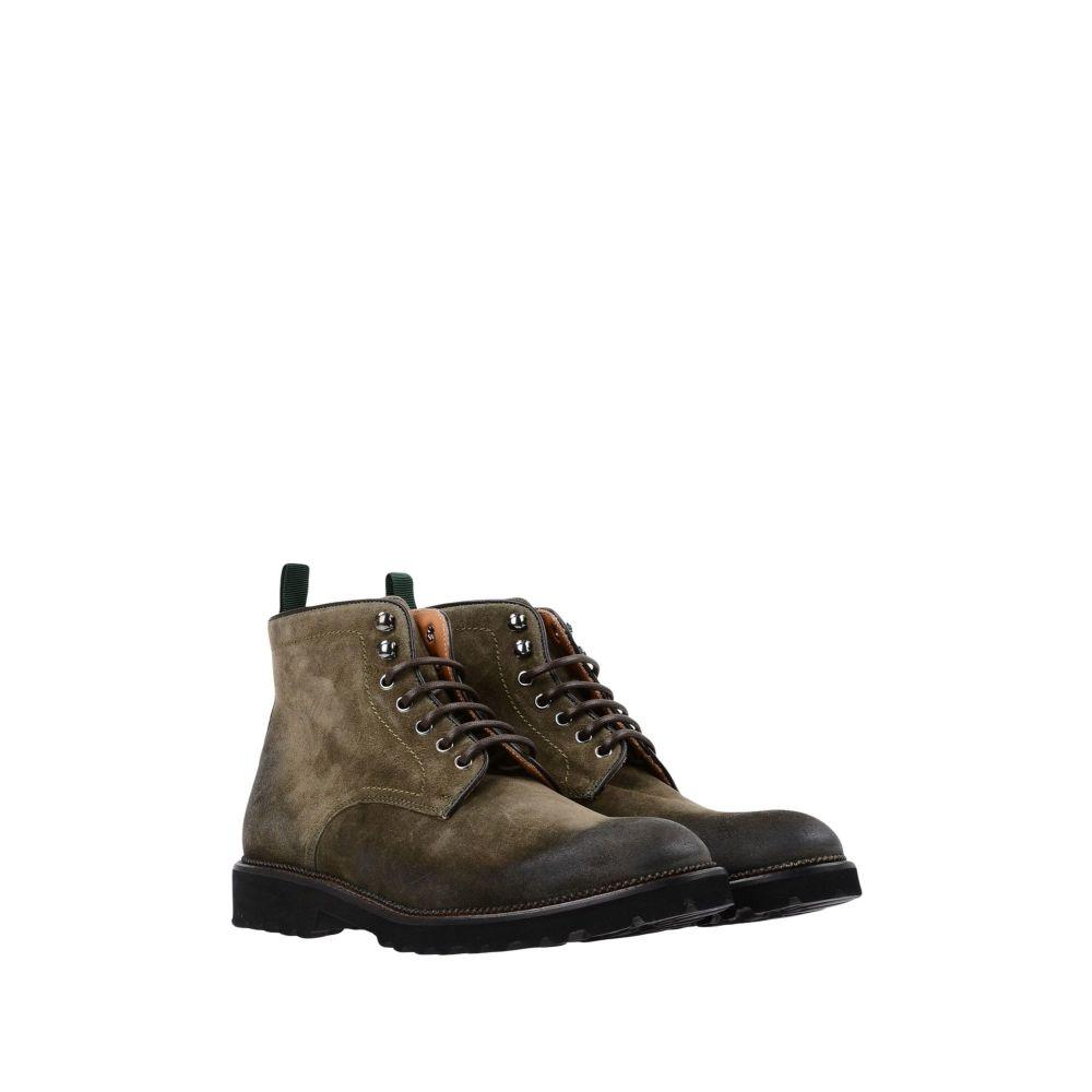 ウィラ THE WILLA メンズ ブーツ シューズ・靴【boots】Military green