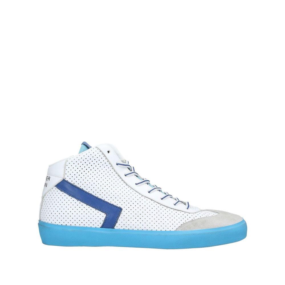 レザークラウン LEATHER CROWN メンズ スニーカー シューズ・靴【sneakers】White