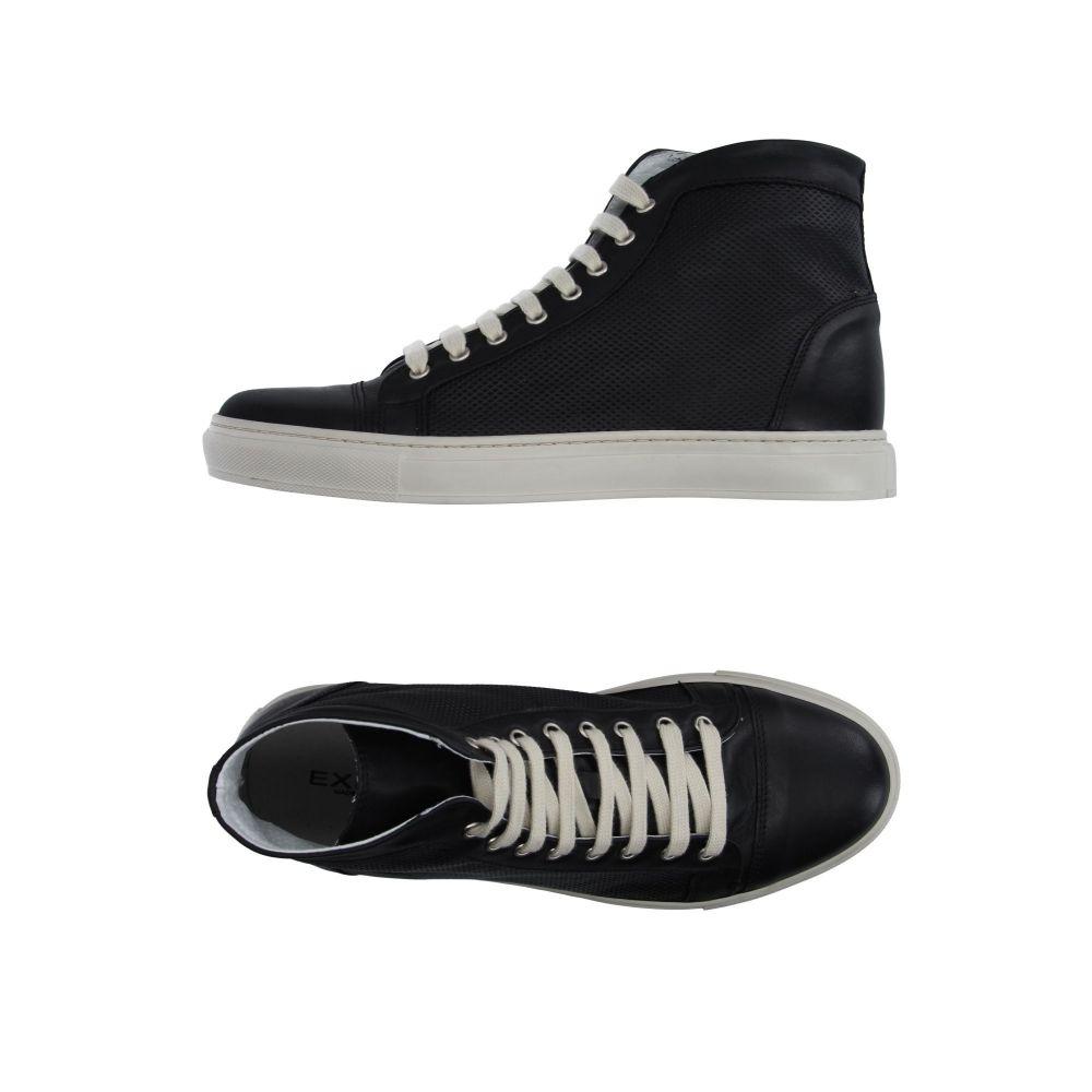 エクシビット EXIBIT メンズ スニーカー シューズ・靴【sneakers】Black