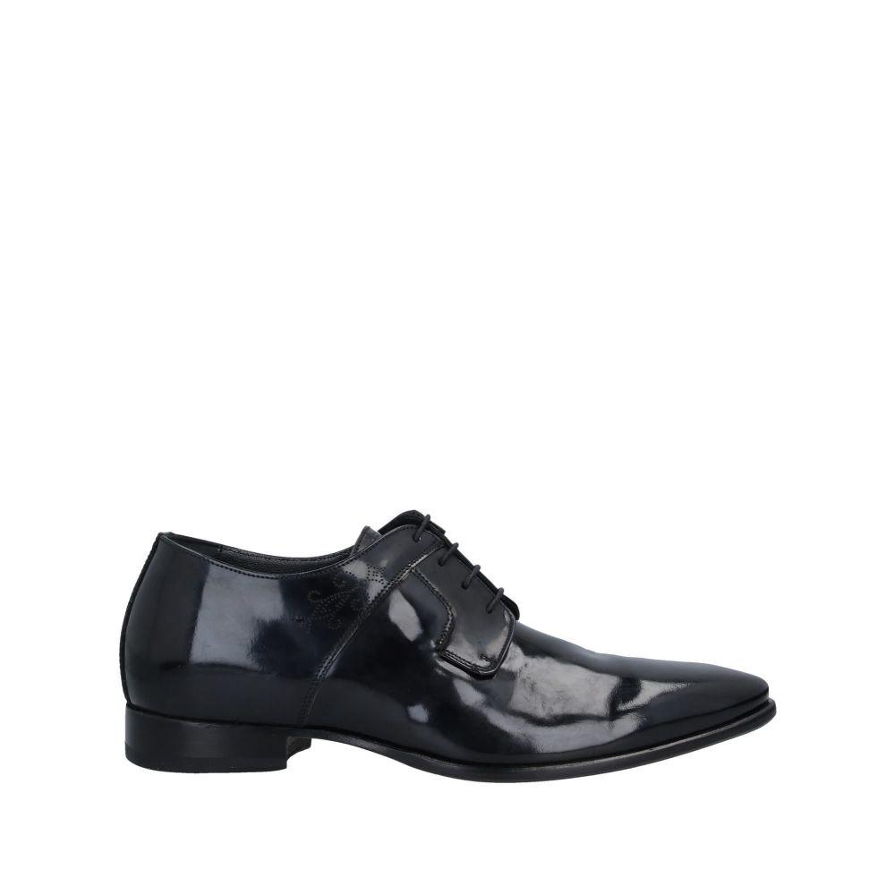 カルロ ピグナテーリィ チェリモーニャ CARLO PIGNATELLI CERIMONIA メンズ シューズ・靴 【laced shoes】Black