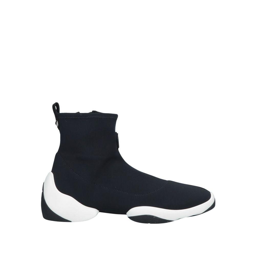 ジュゼッペ ザノッティ GIUSEPPE ZANOTTI メンズ ブーツ シューズ・靴【boots】Black