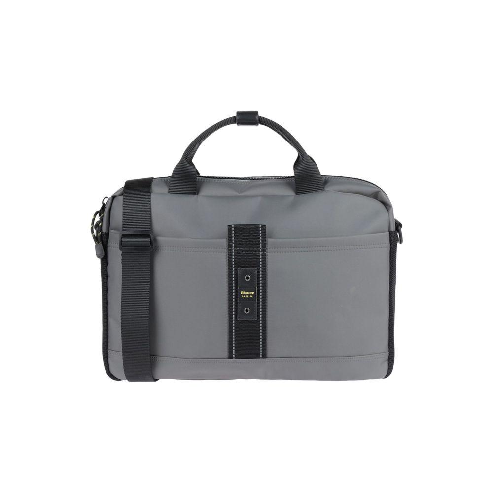 ブラウアー BLAUER メンズ ビジネスバッグ・ブリーフケース バッグ【work bag】Grey