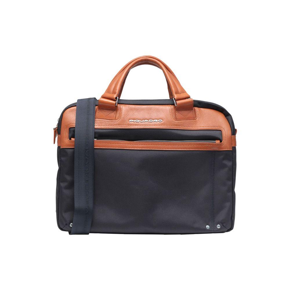 ピクアドロ PIQUADRO メンズ ビジネスバッグ・ブリーフケース バッグ【work bag】Dark blue