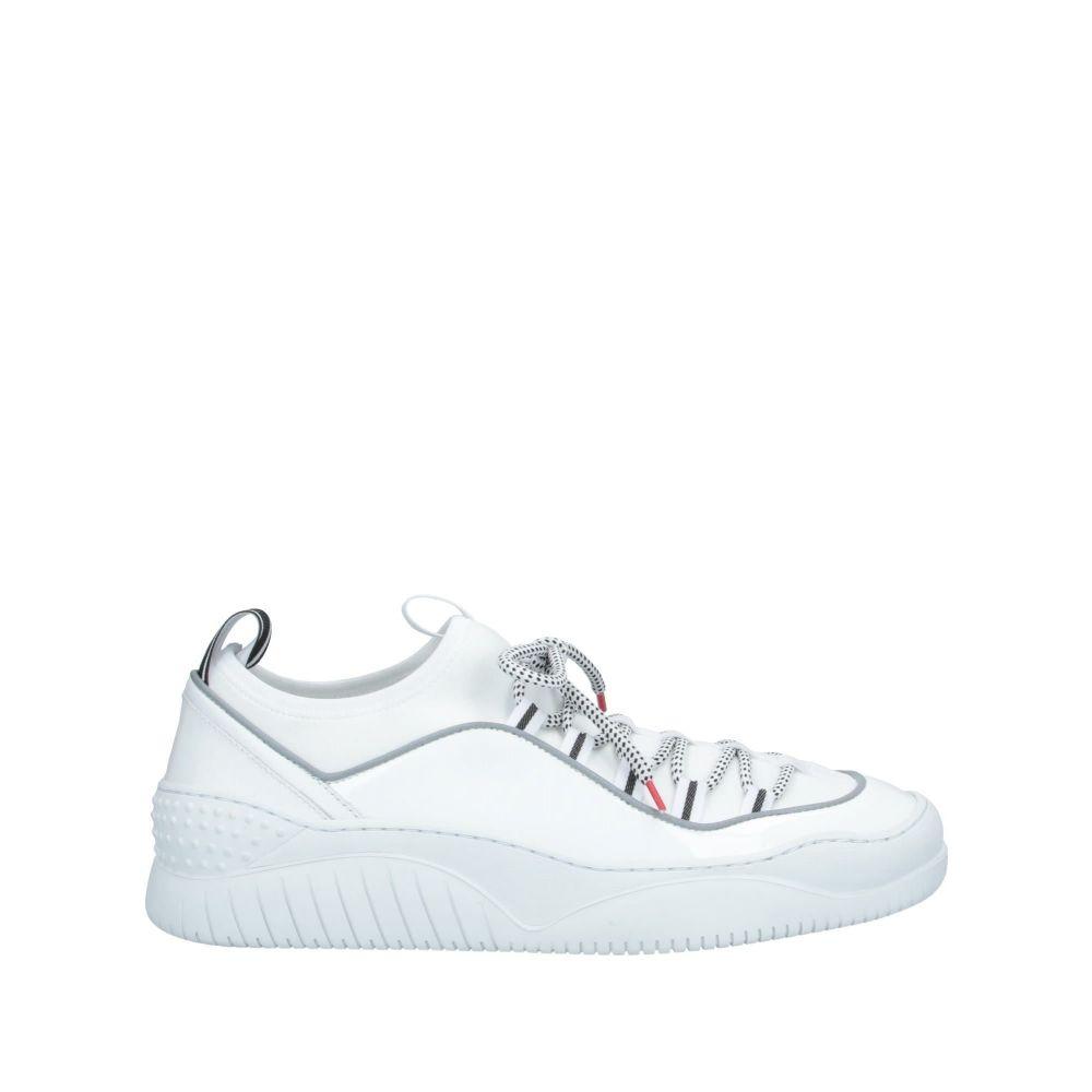 ジャストカヴァッリ JUST CAVALLI メンズ スニーカー シューズ・靴【sneakers】White