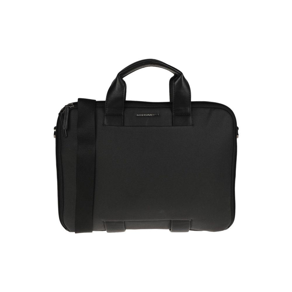 マンダリナ ダック MANDARINA DUCK メンズ ビジネスバッグ・ブリーフケース バッグ【work bag】Steel grey