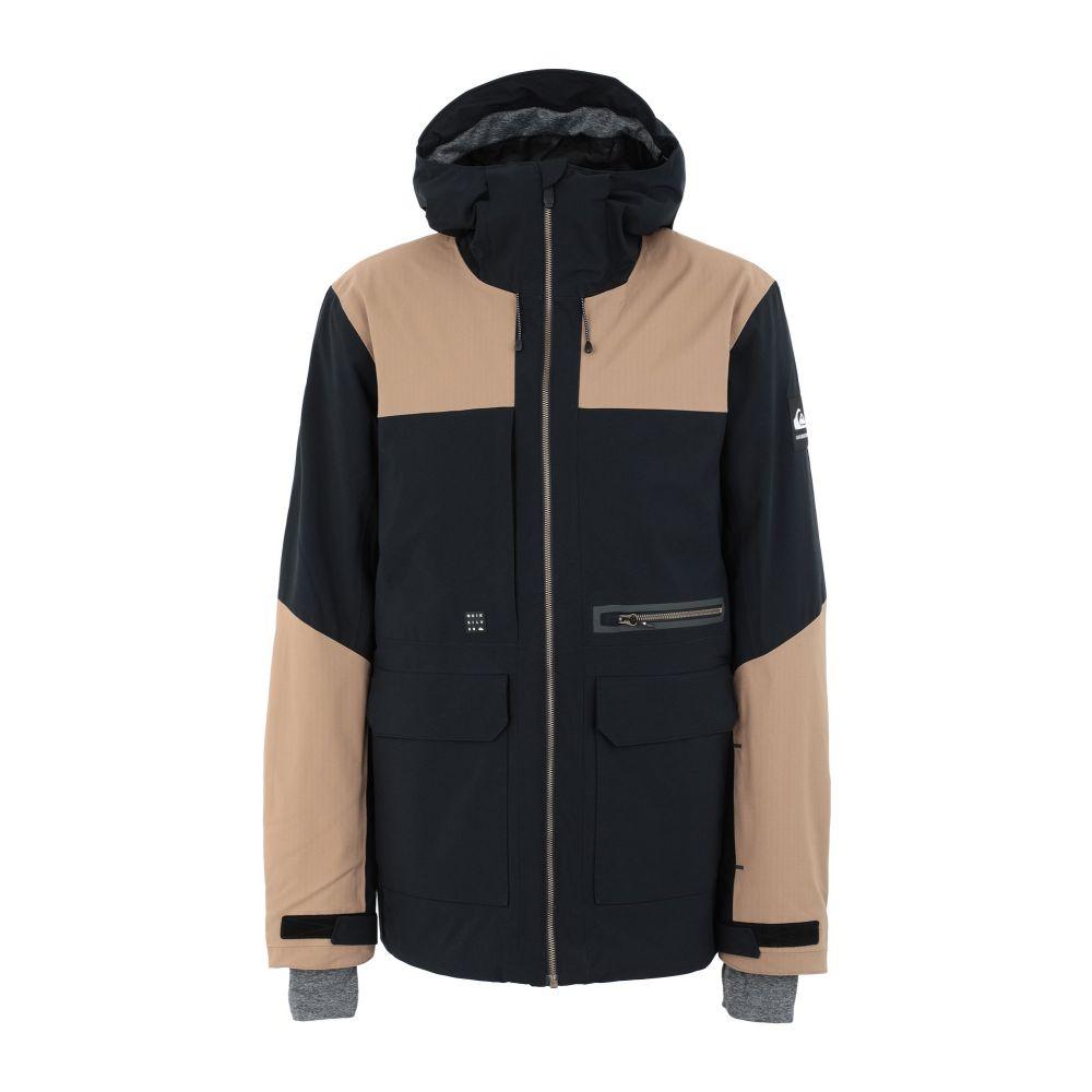 クイックシルバー メンズ スキー・スノーボード アウター Black 【サイズ交換無料】 クイックシルバー QUIKSILVER メンズ スキー・スノーボード ジャケット アウター【qs giacca snow arrow wood jk jacket】Black