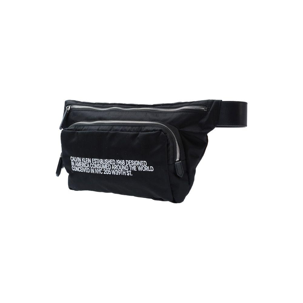 カルバンクライン CALVIN KLEIN 205W39NYC メンズ バッグ 【backpack & fanny pack】Blue