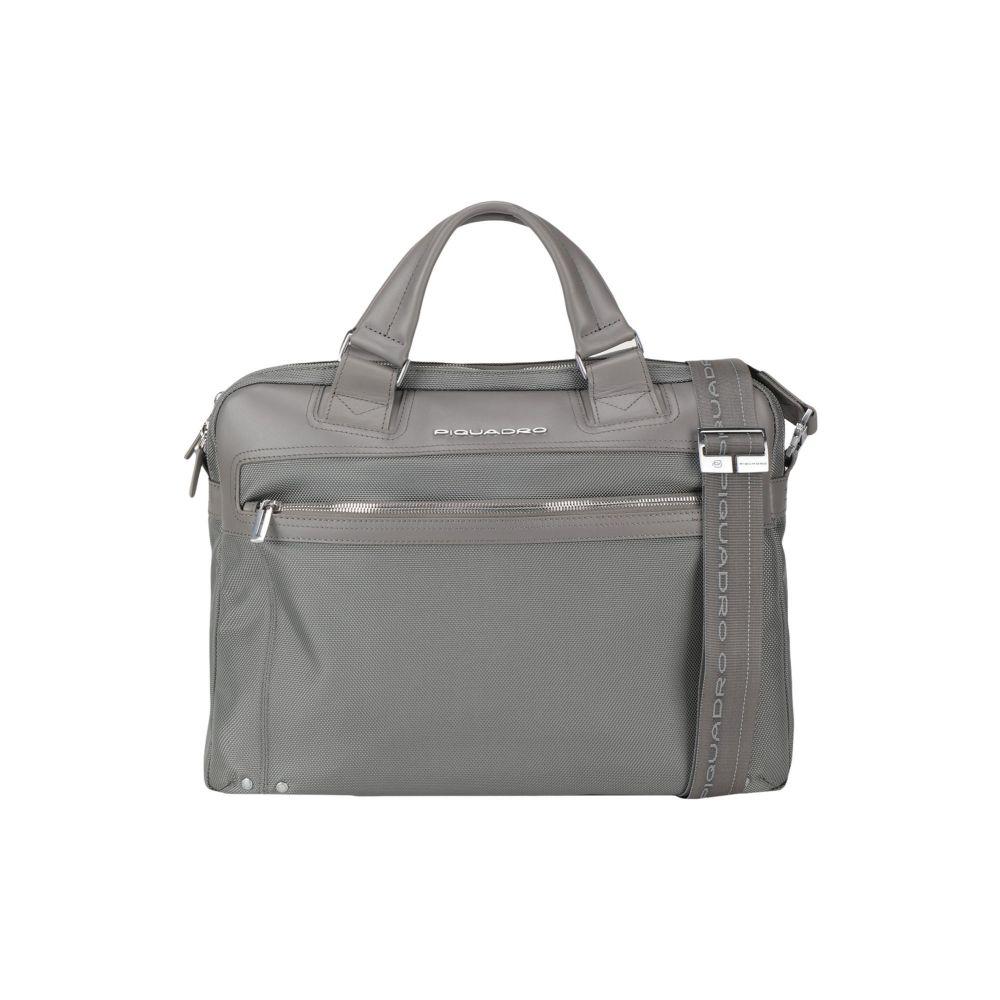 ピクアドロ PIQUADRO メンズ ビジネスバッグ・ブリーフケース バッグ【work bag】Grey