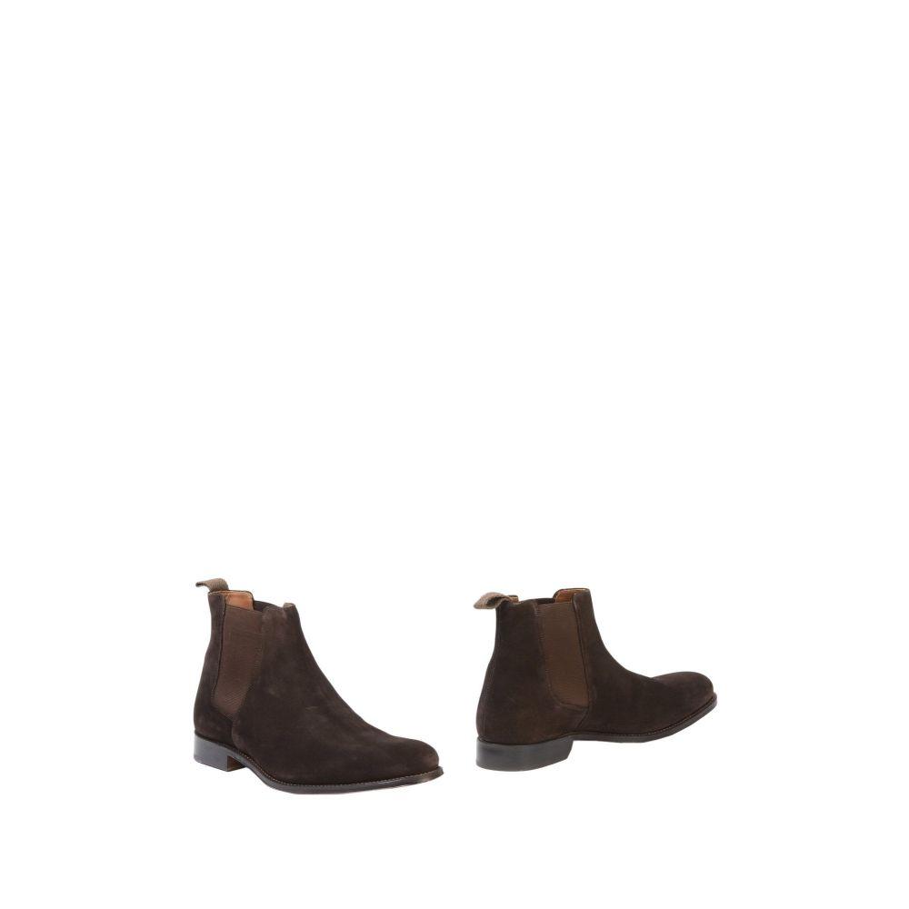 グレンソン GRENSON メンズ ブーツ シューズ・靴【boots】Dark brown