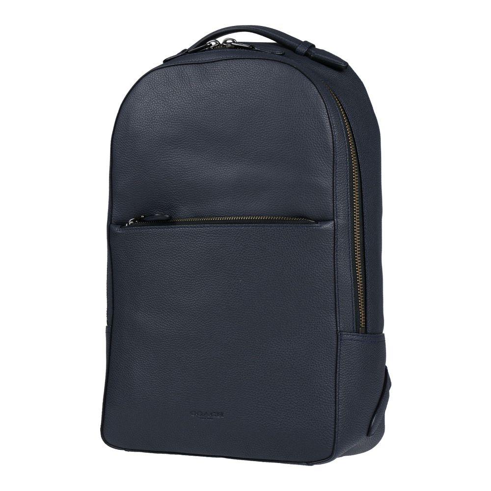 コーチ COACH メンズ バッグ 【backpack & fanny pack】Dark blue