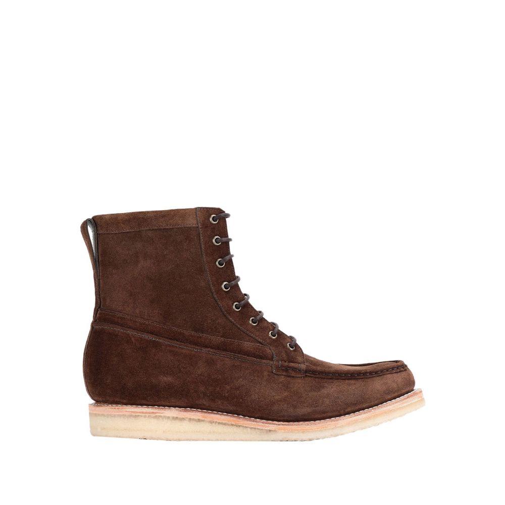 グレンソン GRENSON メンズ ブーツ シューズ・靴【boots】Cocoa