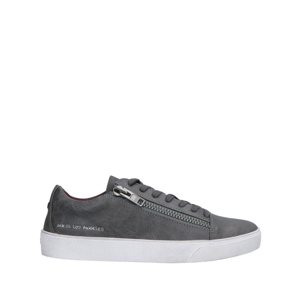 ゲス GUESS メンズ スニーカー シューズ・靴【sneakers】Steel grey