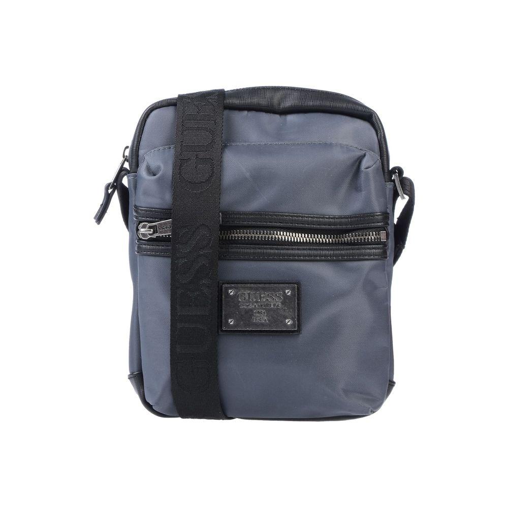 ゲス GUESS メンズ ショルダーバッグ バッグ【cross-body bags】Grey