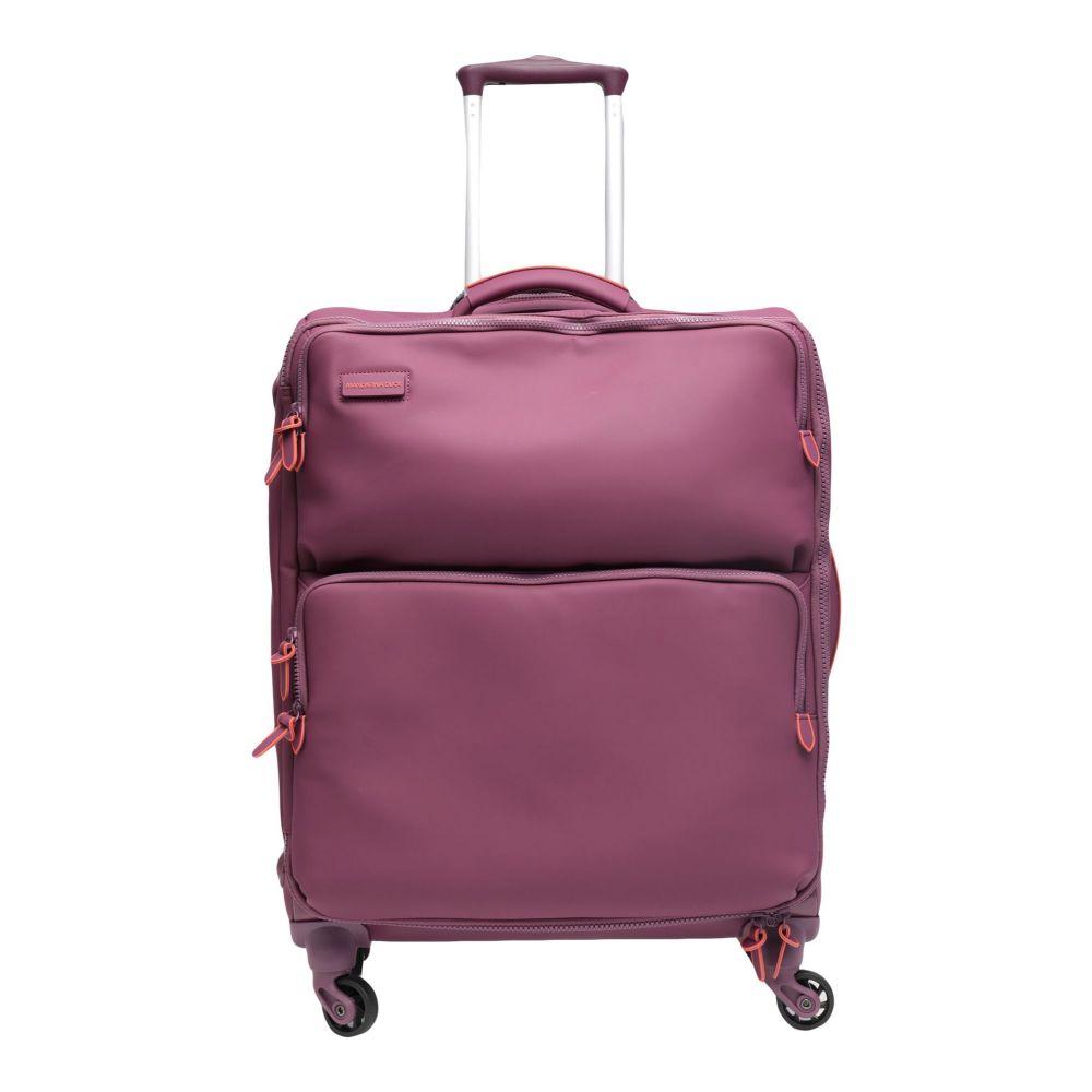 マンダリナ ダック MANDARINA DUCK メンズ スーツケース・キャリーバッグ バッグ【luggage】Garnet