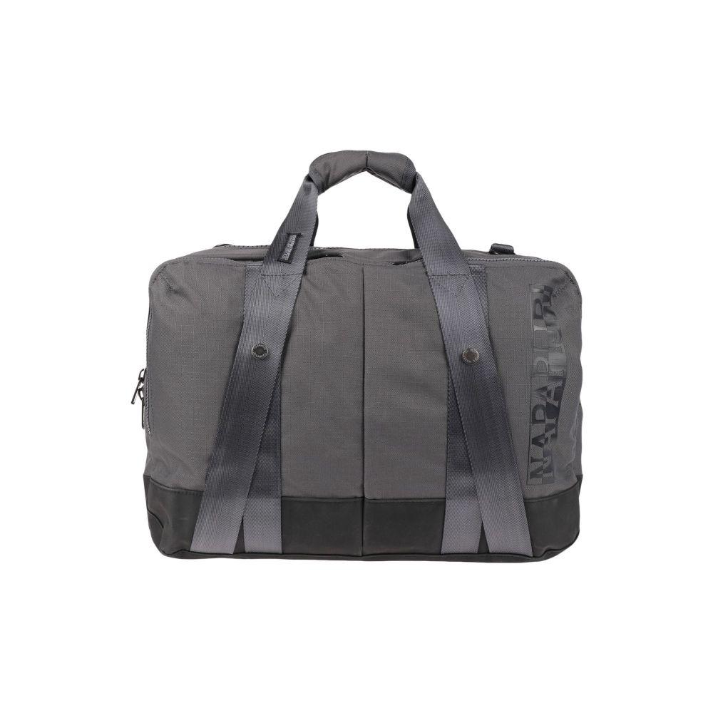 ナパピリ NAPAPIJRI メンズ ビジネスバッグ・ブリーフケース バッグ【work bag】Grey