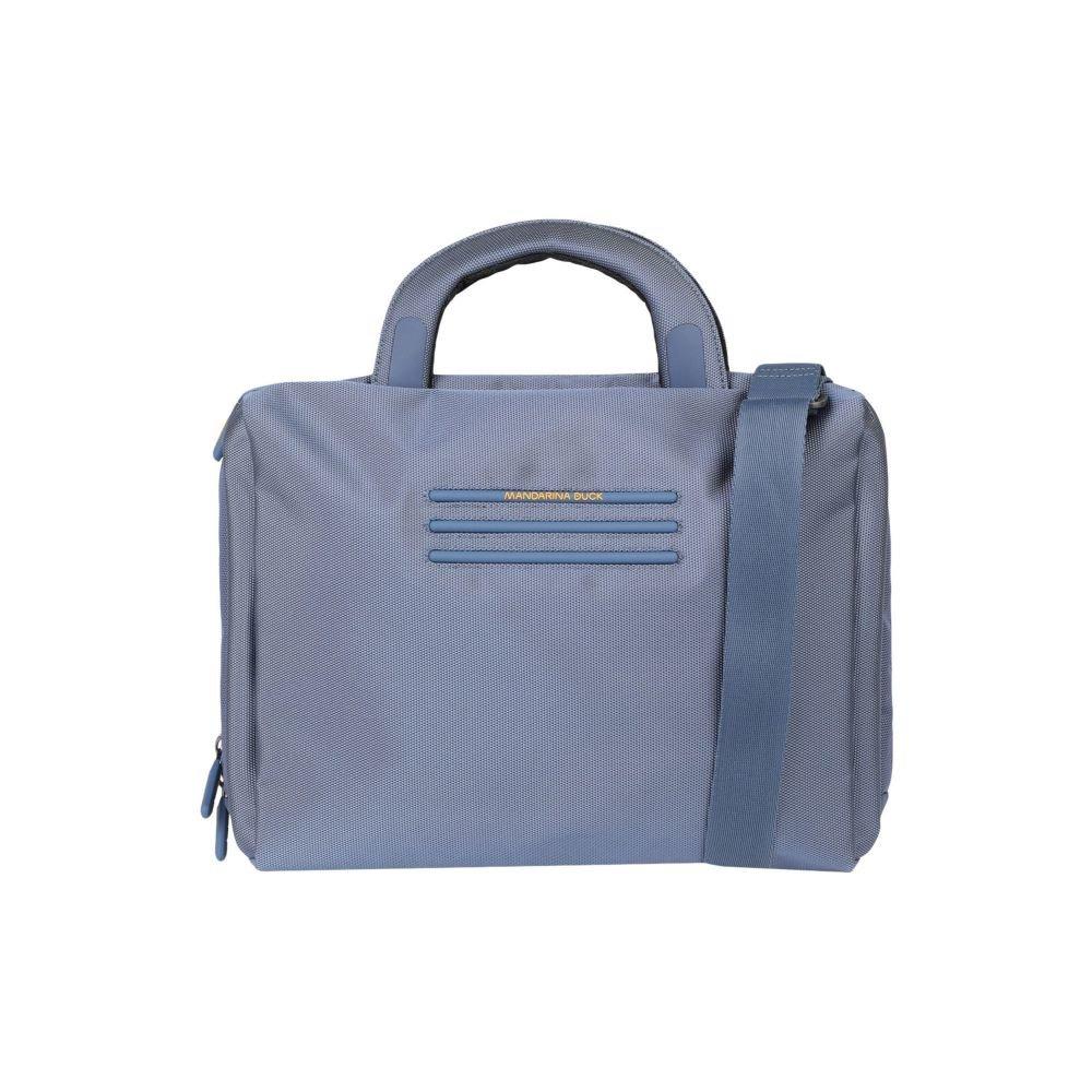 マンダリナ ダック MANDARINA DUCK メンズ ビジネスバッグ・ブリーフケース バッグ【work bag】Pastel blue