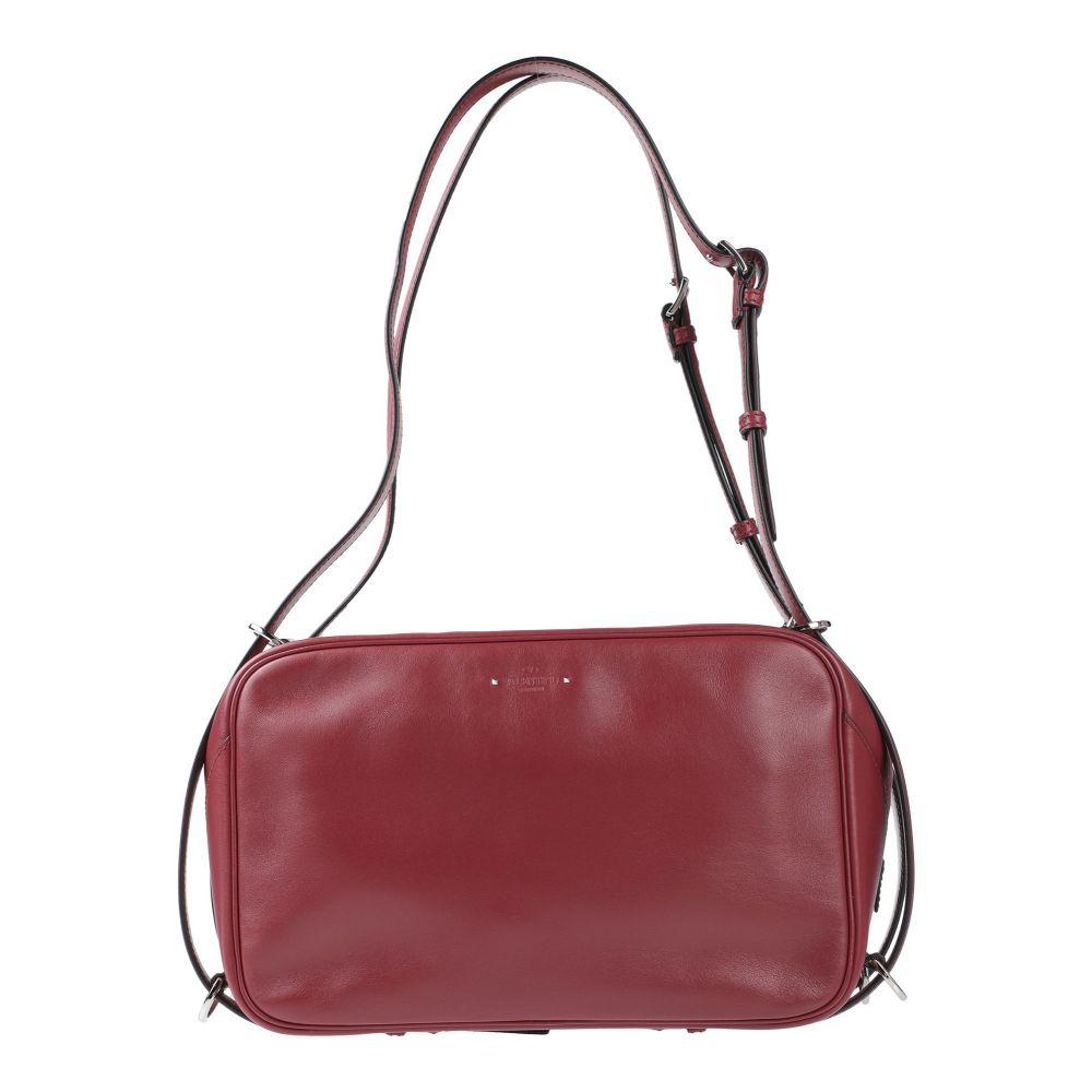 ヴァレンティノ VALENTINO GARAVANI メンズ ショルダーバッグ バッグ【shoulder bag】Maroon