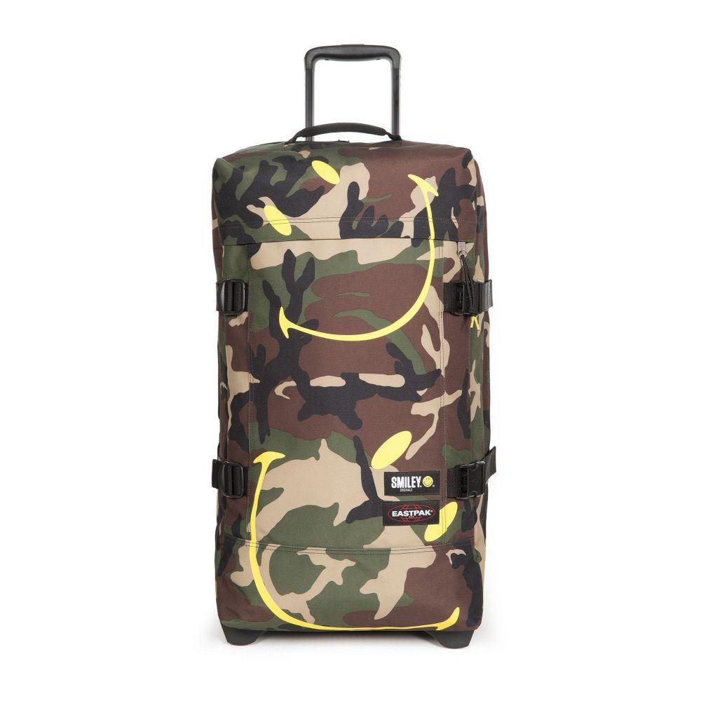 イーストパック EASTPAK メンズ スーツケース・キャリーバッグ バッグ【tranverz m】Brown