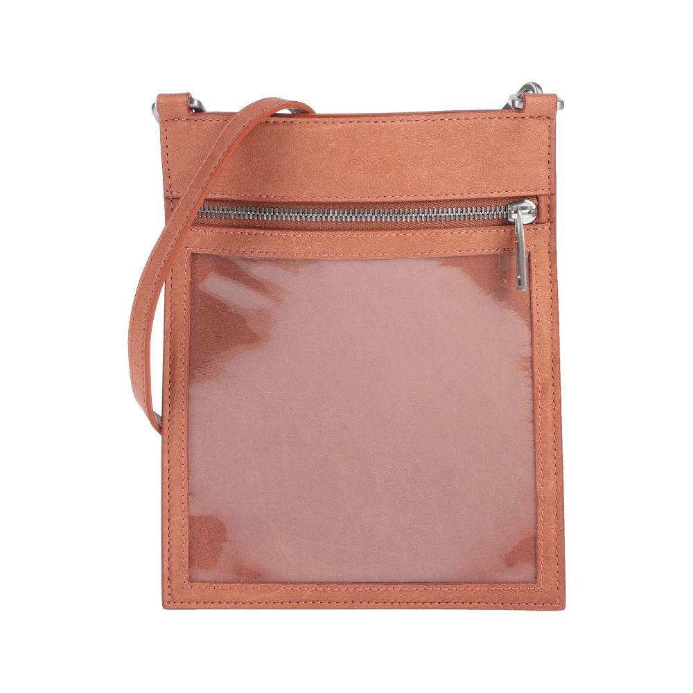 リック オウエンス RICK OWENS メンズ ショルダーバッグ バッグ【cross-body bags】Brown