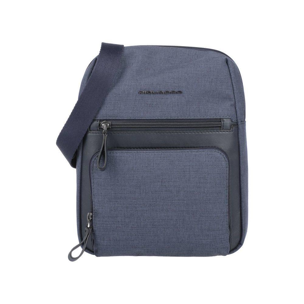 ピクアドロ PIQUADRO メンズ ショルダーバッグ バッグ【cross-body bags】Slate blue