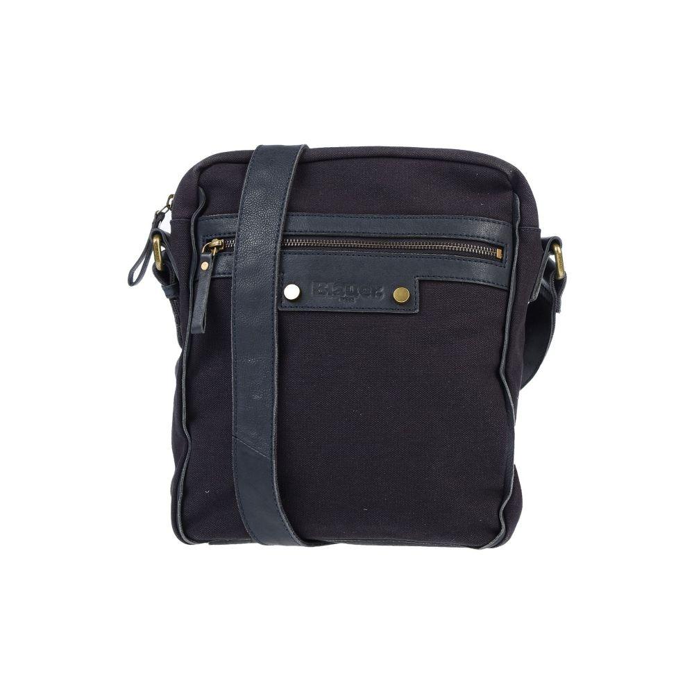 ブラウアー BLAUER メンズ ショルダーバッグ バッグ【cross-body bags】Dark blue