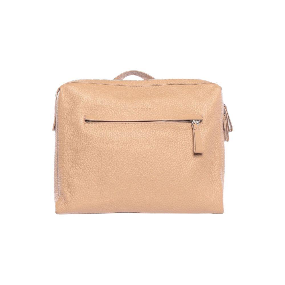 オルチアーニ ORCIANI メンズ ビジネスバッグ・ブリーフケース バッグ【work bag】Camel