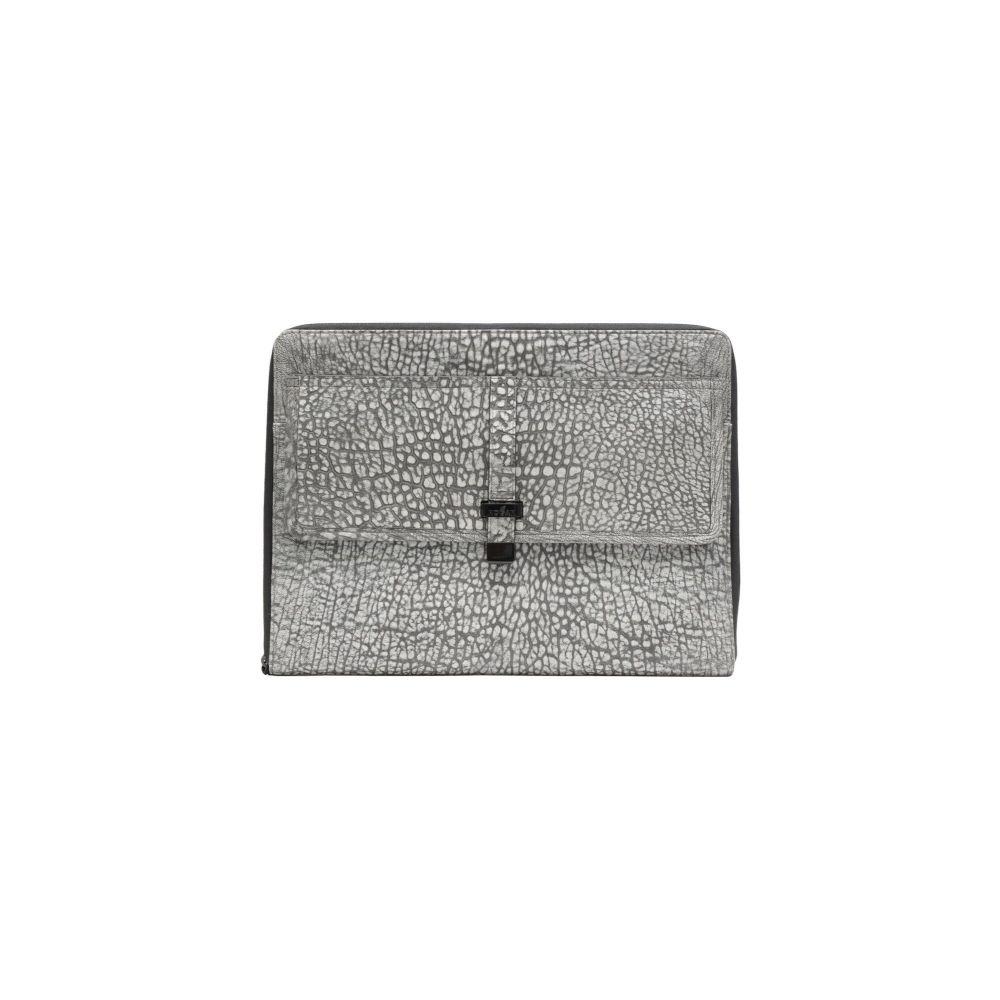 ホーガン HOGAN メンズ ビジネスバッグ・ブリーフケース バッグ【work bag】Grey