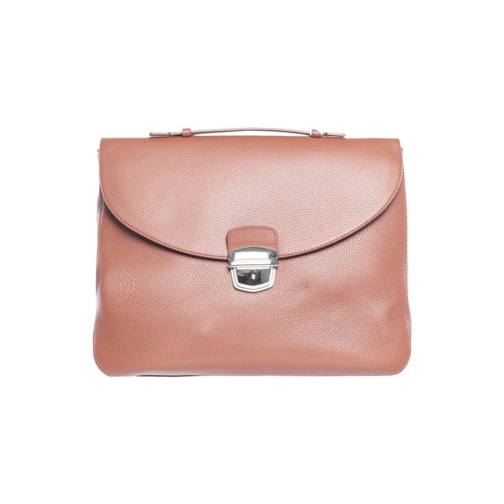 オルチアーニ ORCIANI メンズ ビジネスバッグ・ブリーフケース バッグ【work bag】Brown