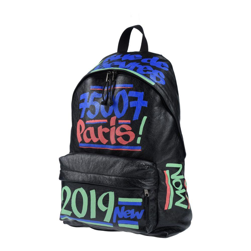 バレンシアガ BALENCIAGA メンズ バッグ 【backpack & fanny pack】Black
