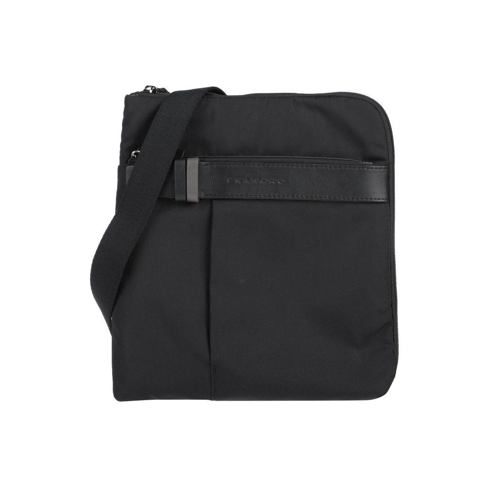 ピクアドロ PIQUADRO メンズ ショルダーバッグ バッグ【shoulder bag】Black