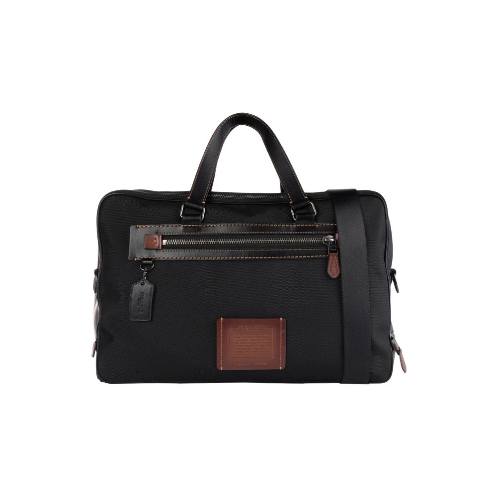 コーチ COACH メンズ ビジネスバッグ・ブリーフケース バッグ【work bag】Black