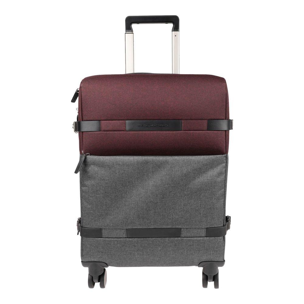 ピクアドロ PIQUADRO メンズ スーツケース・キャリーバッグ バッグ【luggage】Maroon