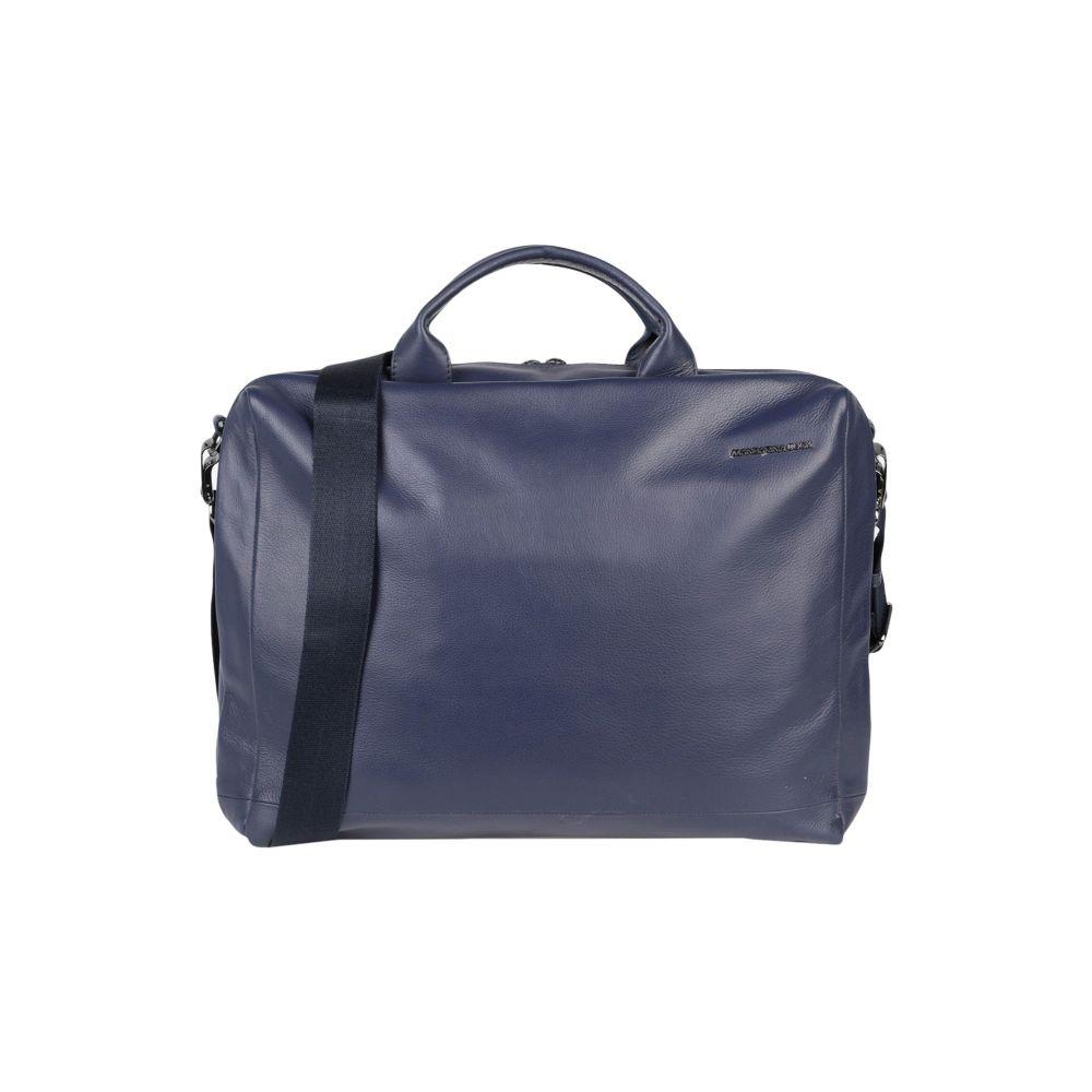 マンダリナ ダック MANDARINA DUCK メンズ ビジネスバッグ・ブリーフケース バッグ【work bag】Dark blue
