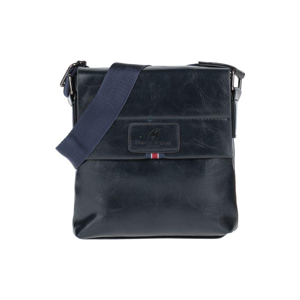 アルマタディメアー ARMATA DI MARE メンズ ショルダーバッグ バッグ【cross-body bags】Black