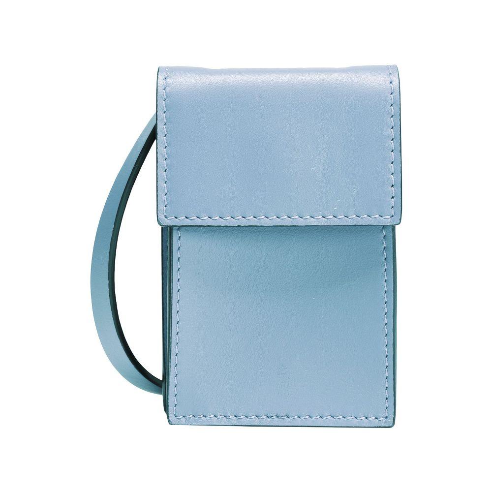 オット バイ ユークス 8 by YOOX メンズ ショルダーバッグ バッグ【cross-body bags】Pastel blue