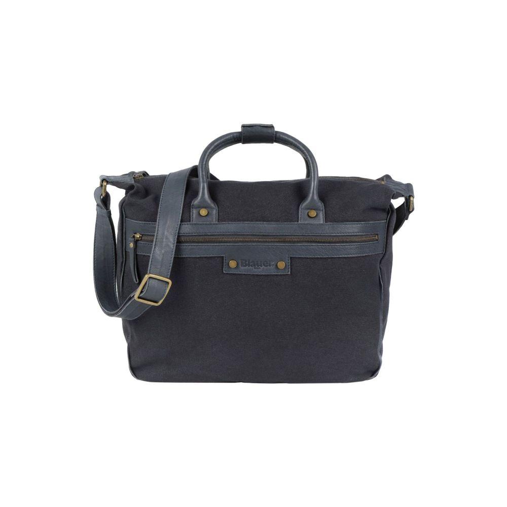 ブラウアー BLAUER メンズ ビジネスバッグ・ブリーフケース バッグ【work bag】Dark blue