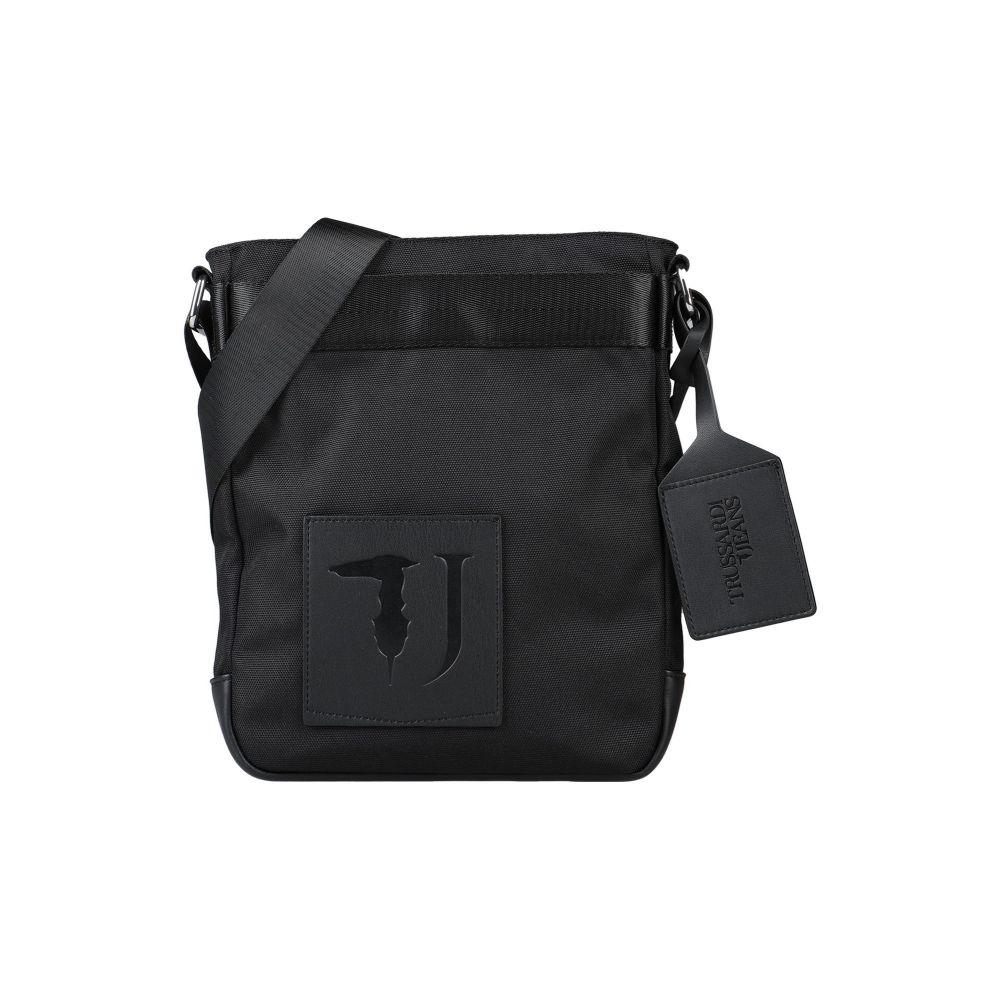 トラサルディ TRUSSARDI JEANS メンズ ショルダーバッグ バッグ【cross-body bags】Black