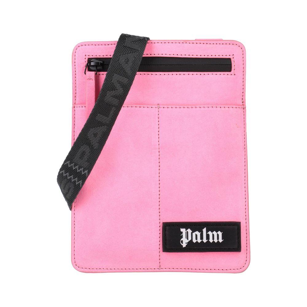 パーム エンジェルス PALM ANGELS メンズ ショルダーバッグ バッグ【cross-body bags】Pink