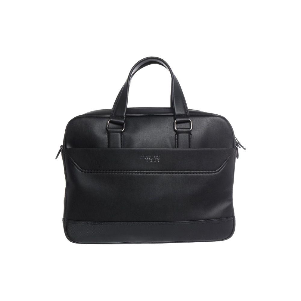 トラサルディ TRUSSARDI JEANS メンズ ビジネスバッグ・ブリーフケース バッグ【work bag】Dark blue