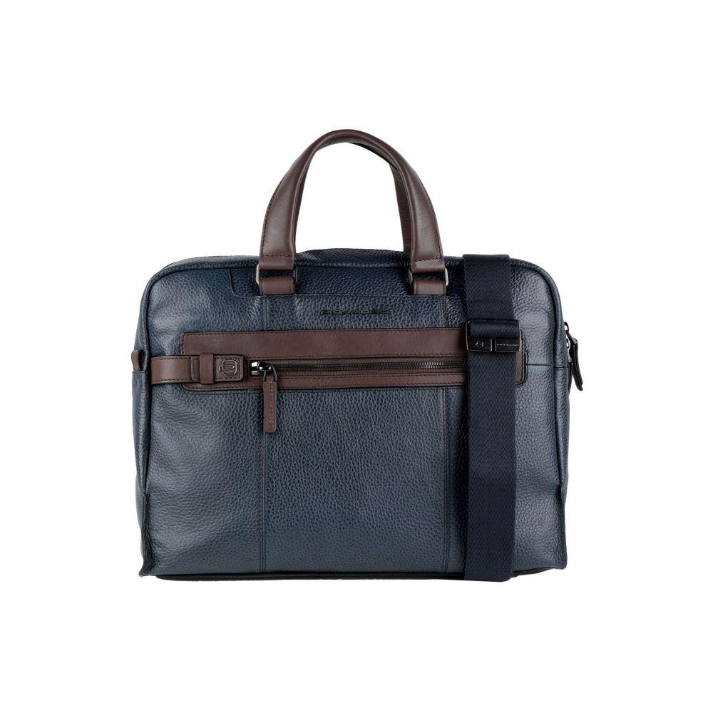ピクアドロ PIQUADRO メンズ ビジネスバッグ・ブリーフケース バッグ【work bag】Blue