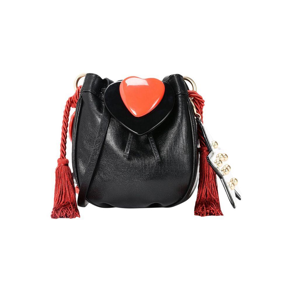 フィロソフィ ディ ロレンツォ セラフィニ PHILOSOPHY di LORENZO SERAFINI メンズ ショルダーバッグ バッグ【cross-body bags】Black