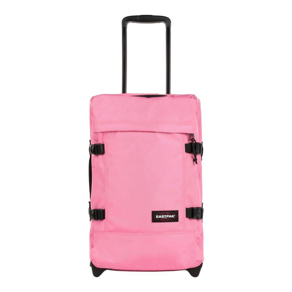 イーストパック EASTPAK メンズ スーツケース・キャリーバッグ バッグ【tranverz s quiet khaki】Pink