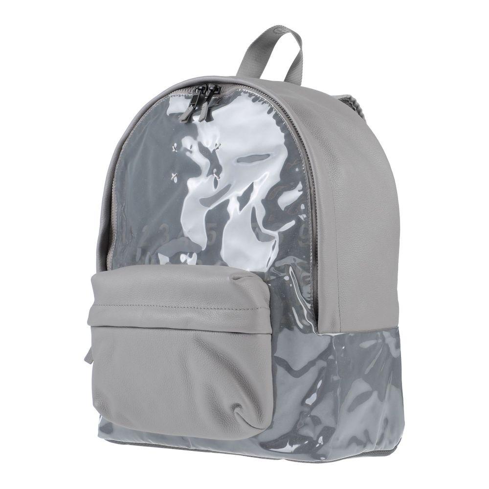 メゾン マルジェラ MAISON MARGIELA メンズ バッグ 【backpack & fanny pack】Light grey