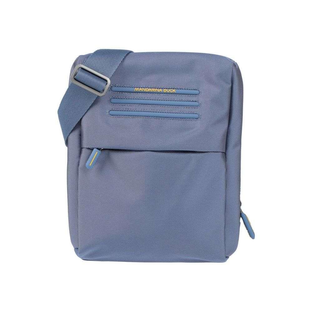 マンダリナ ダック MANDARINA DUCK メンズ ショルダーバッグ バッグ【cross-body bags】Slate blue