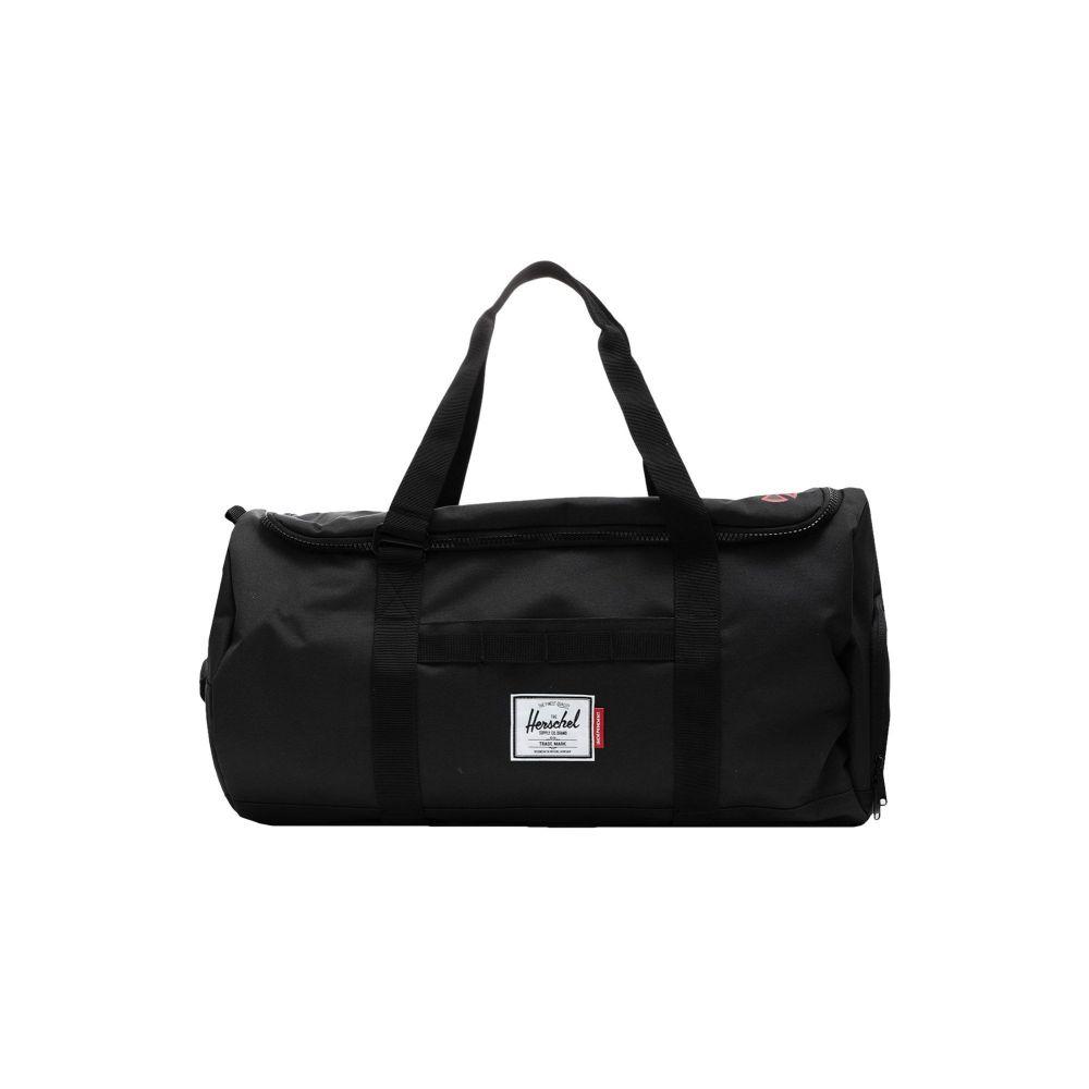 ハーシェル サプライ HERSCHEL SUPPLY CO. メンズ ボストンバッグ・ダッフルバッグ バッグ【travel & duffel bag】Black