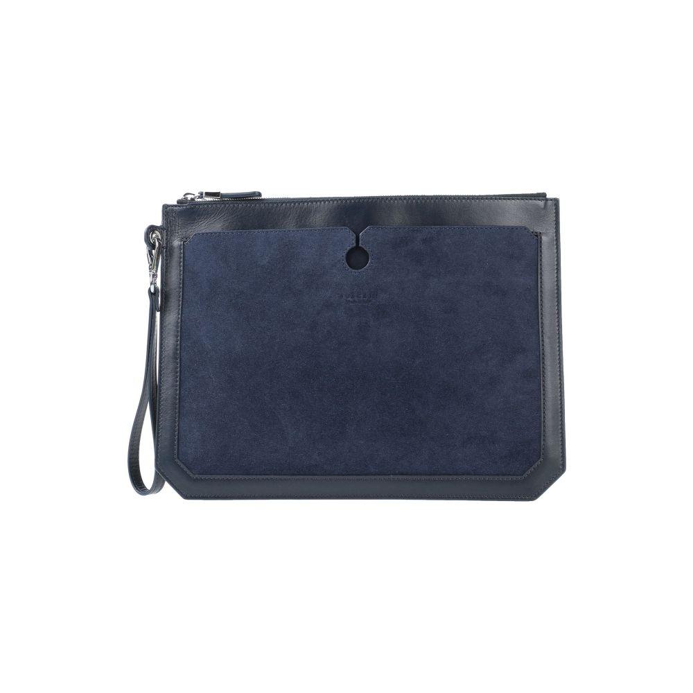 ブシェミ BUSCEMI メンズ ハンドバッグ バッグ【handbag】Dark blue