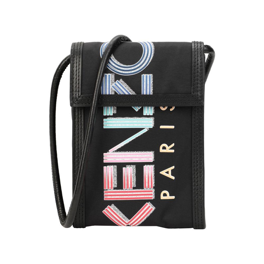 ケンゾー KENZO メンズ ショルダーバッグ バッグ【cross-body bags】Black