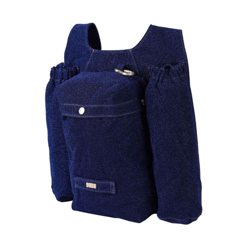 ジーシーディーエス GCDS メンズ バッグ 【backpack & fanny pack】Blue