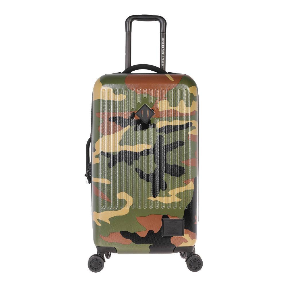 ハーシェル サプライ HERSCHEL SUPPLY CO. メンズ スーツケース・キャリーバッグ バッグ【luggage】Military green