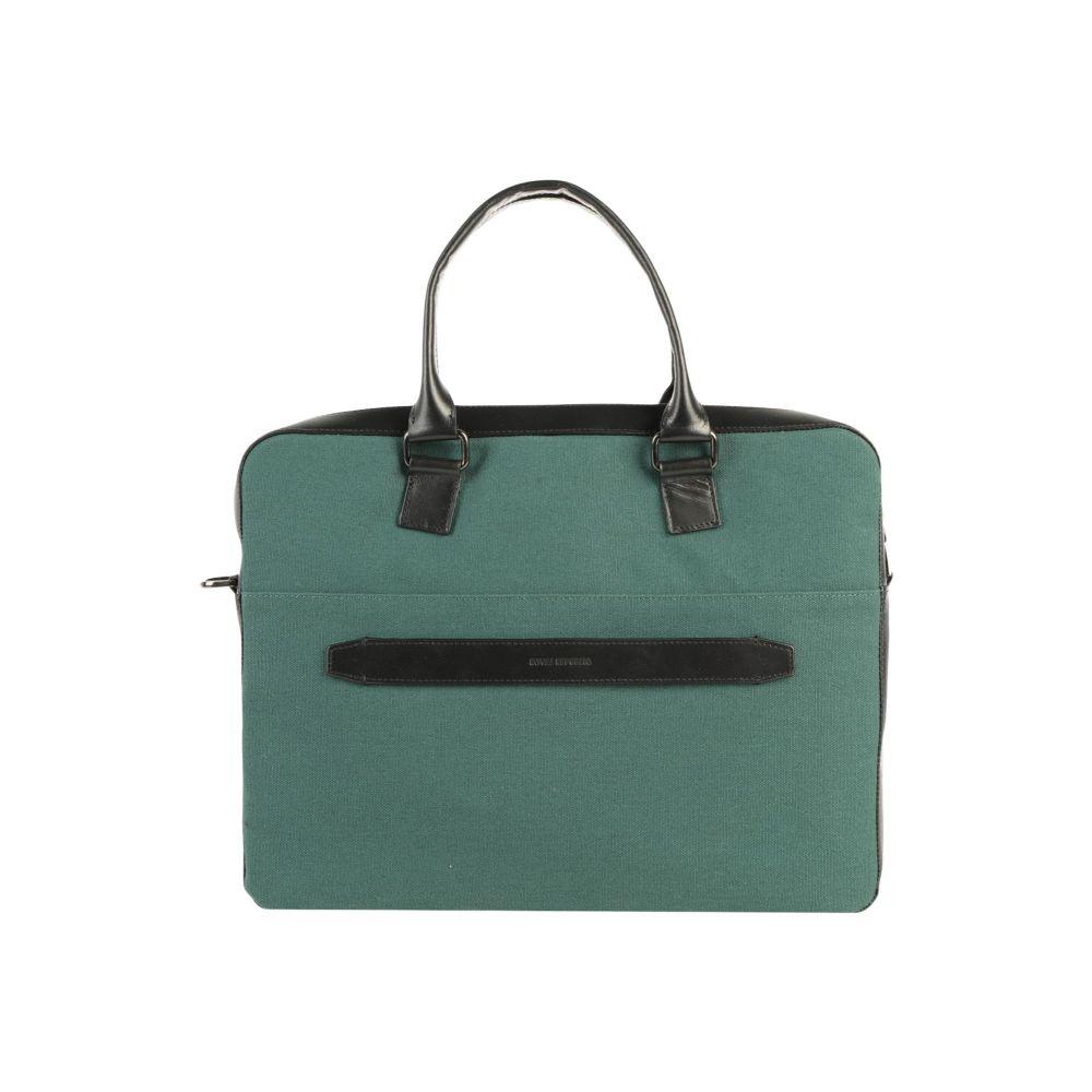 ロイヤル リパブリック ROYAL REPUBLIQ メンズ ビジネスバッグ・ブリーフケース バッグ【work bag】Green